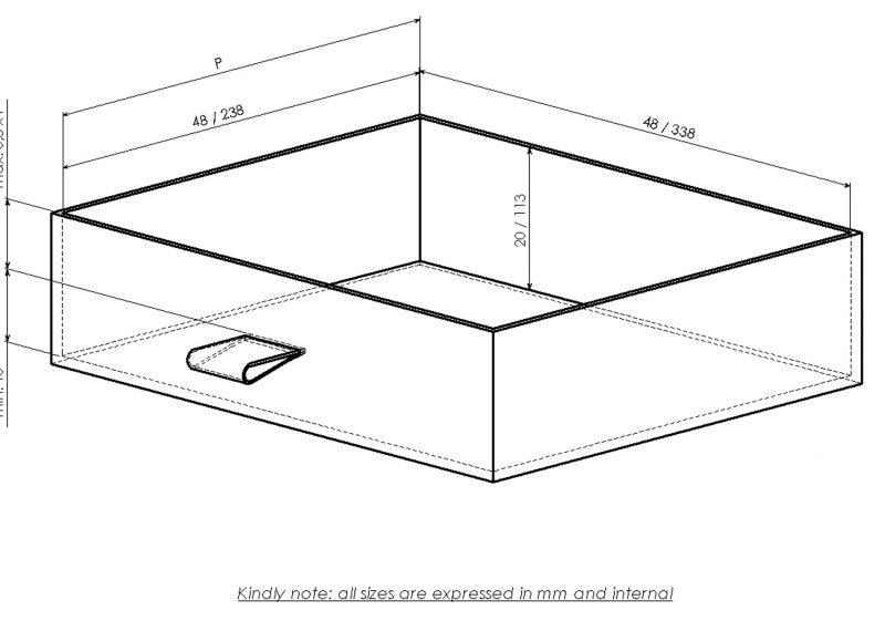 Formati BOX RIBBON L_GB